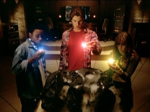 "Power Rangers Dino Thunder - Power Rangers Find The Dino Gems | Episode 1 ""Day Of The Dino"""