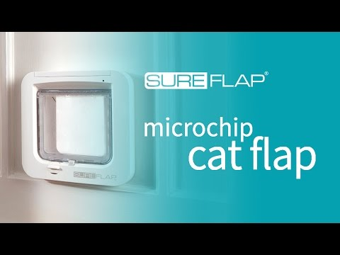 Getting started with the SureFlap Microchip Cat Flap