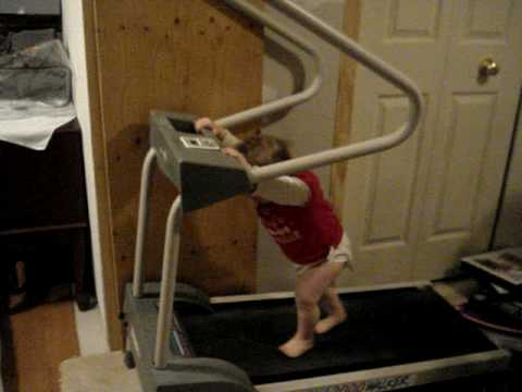 Jane Fonda Girls - at the crack of dawn every morning, mya would run to the treadmill and get her daily dose of exercise.