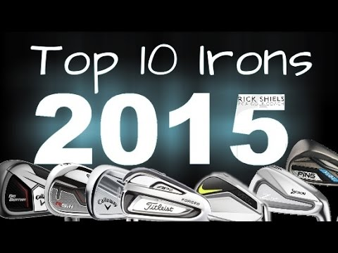 Top 10 Irons 2015