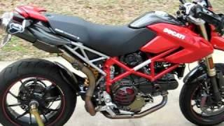 5. 2008 Ducati Hypermotard 1100S