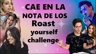 Video CAE EN LA NOTA DEL ROAST YOURSELF MP3, 3GP, MP4, WEBM, AVI, FLV Juli 2018