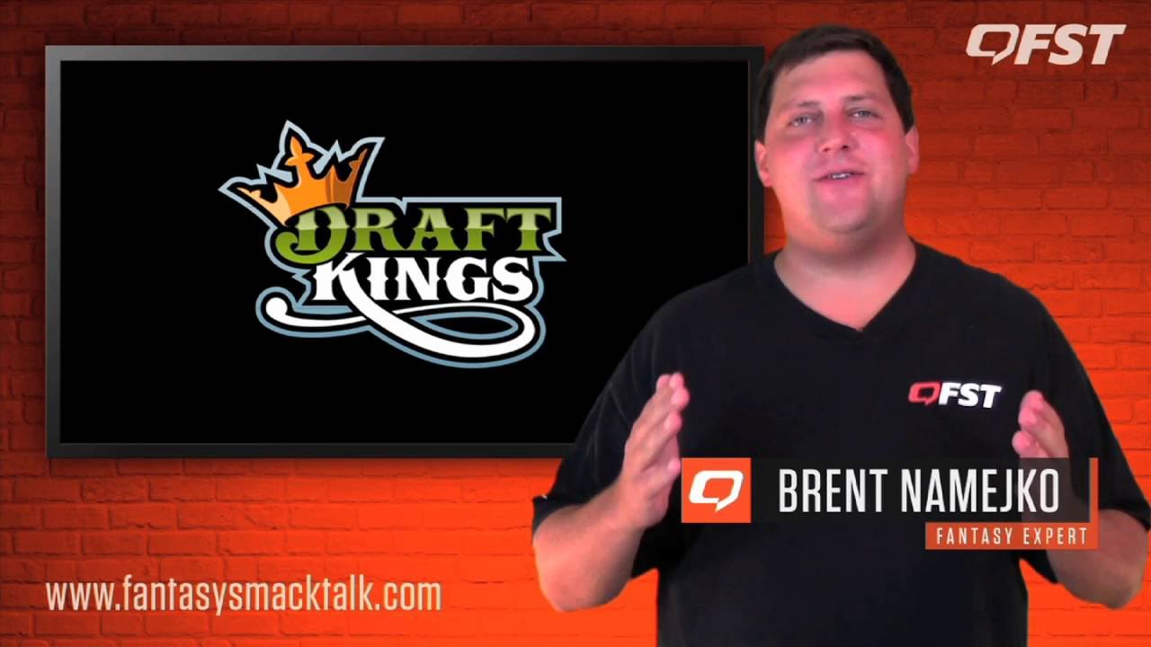 Daily Fantasy Football: Week 1 DraftKings Value Picks thumbnail