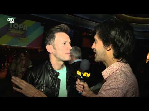 Axel video Entrevista en Show Topa - Julio 2015