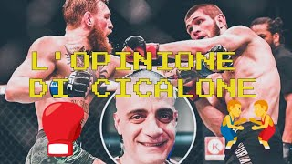 Download Video Khabib vs Mcgregor l'opinione di Cicalone MP3 3GP MP4