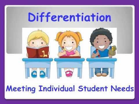 instruction - This video will help teachers with differentiation of instruction to provide an effective, engaging, learning environment by creating a culture of student su...