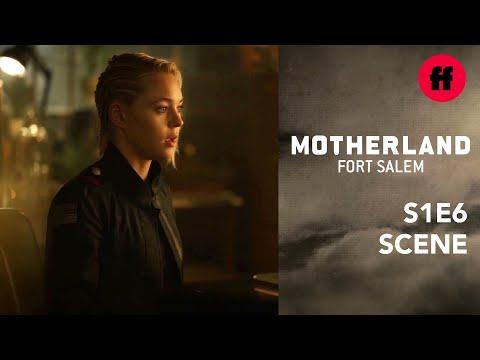 Motherland: Fort Salem | Season 1, Episode 6 | Raelle Finds Out Scylla Is Dead