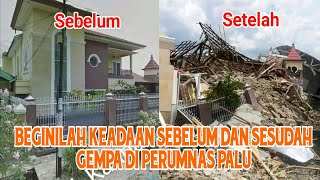 Video beginilah perbandingan keadaan sebelum dan sesudah gempa di perumnas palu Sulteng MP3, 3GP, MP4, WEBM, AVI, FLV Desember 2018