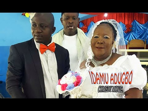 IDAMU ADUGBO  | SANYERI 2017 AWARD WINNING COMEDY MOVIE | New Release 2017 Yoruba Movies