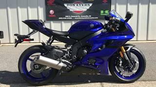 10. 2018 Yamaha YZF-R6