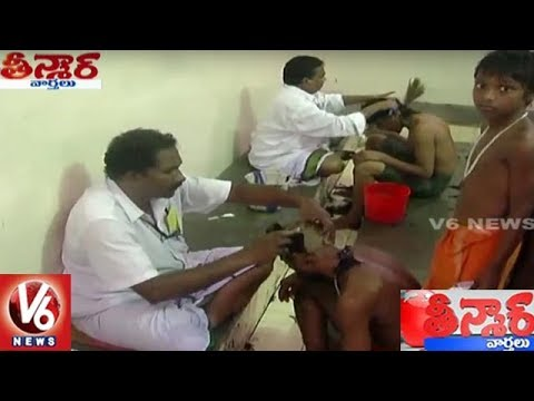 Tirumala Temple Earns Rs 7.15 Crore From Auctioning Human Hair | Teenmaar News