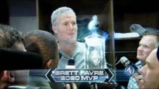 Hyundai Super Bowl 2010 Ad 10 Years Featuring Brett Favre