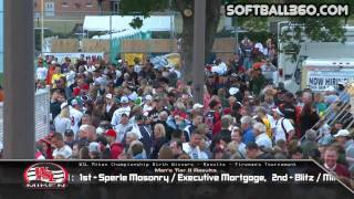 Once again, it's time for Minnesota's biggest WSL softball tournament, the Fireman's. What's new at the softball store? Mike and...