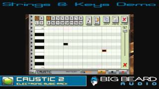 Caustic Pack Strings & Keys V1 YouTube video