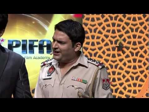 punjabi - Kapil Sharma Performance - PIFAA - Punjabi Film Awards - Punjabi International Film Academy Awards Comedy Kapil Sharma Anchors: Kapil Sharma & Sonu Sood.