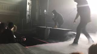 Video MUST SEE!! NF KICKS DRUNK GUY OUT ON FIRST SONG! PERCEPTION TOUR 2018 download in MP3, 3GP, MP4, WEBM, AVI, FLV January 2017
