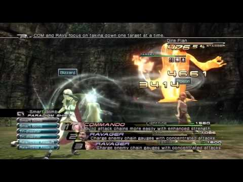 preview-Let\'s Play Final Fantasy XIII #051 - Terranigma (HCBailly)