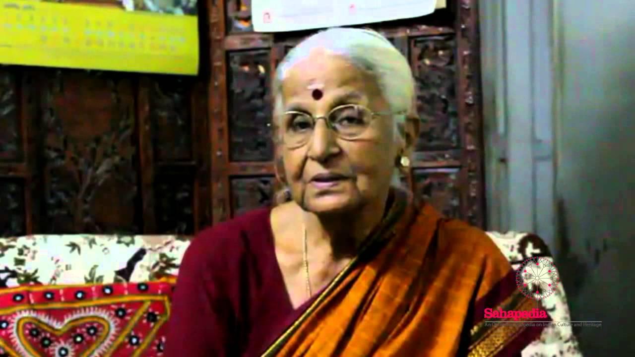 The Kalakshetra Style of Bharatanatyam: In Conversation with Jaya Teacher