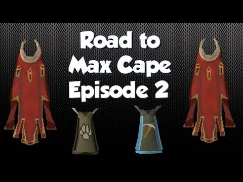 [OSRS] Road to Max Cape   Episode 2