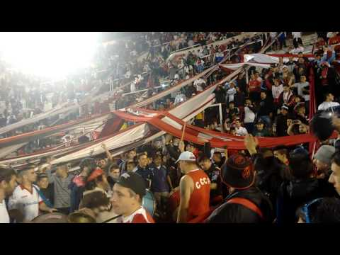 La banda de la Quema - Huracán 1 San Lorenzo 0 - La Banda de la Quema - Huracán