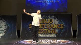 Poppin J – 2019 JINJU SDF POPPING SIDE JUDGE SHOW