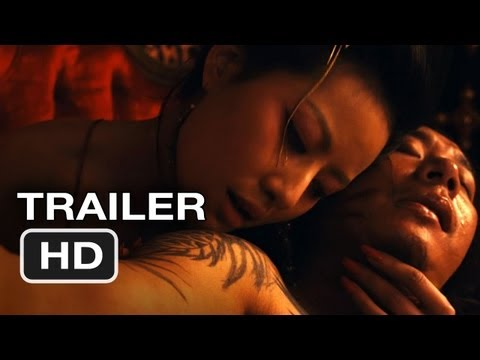 The Man With The Iron Fists Official Trailer #1 (2012) Russell Crowe, RZA Movie HD