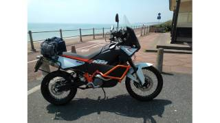 7. ktm 990 adventure r