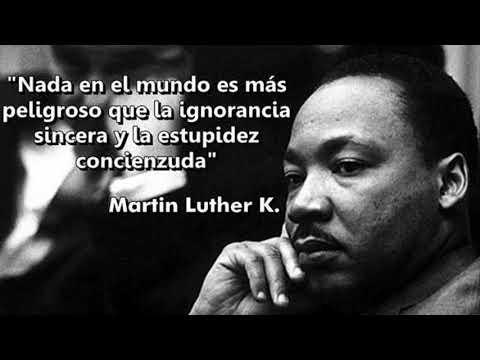 Frases celebres MLK