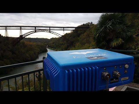 Intereferometria per il monitoraggio ad altissima precisione del Ponte San Michele sull'Adda