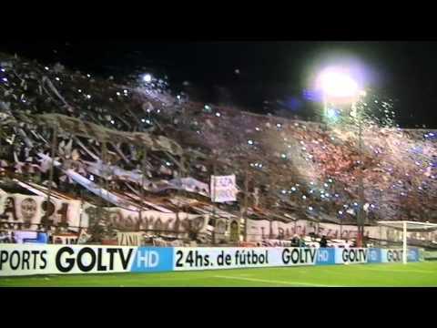 Recibimiento Huracán 0 vs Independiente Santa Fé 0 - Huracán TV 0 - La Banda de la Quema - Huracán