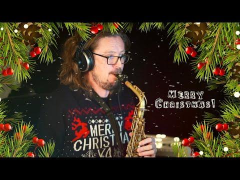 Frosty The Snowman - Saxophone