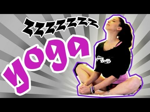 YOGA For Bedtime : Work It Out Wednesday – BEXLIFE