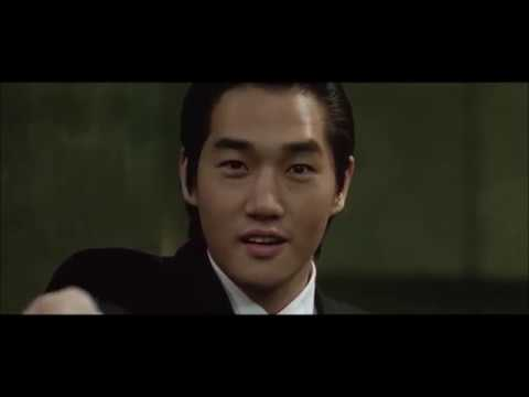 OldBoy Climax scene | explains why he was imprisoned for 15 years