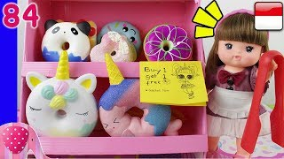 Video Mainan Boneka Eps 84 Berjualan Donat - Homesale Squishy Donat - GoDuplo TV MP3, 3GP, MP4, WEBM, AVI, FLV Agustus 2018