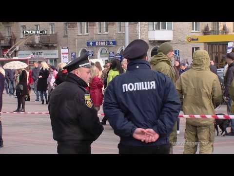 Рівненські активісти vs. Полякова: то хто кого? [ВIДЕО]