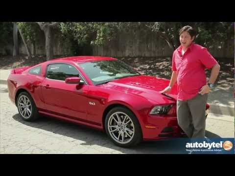 2013 Ford Mustang GT: Video Road Test & Review