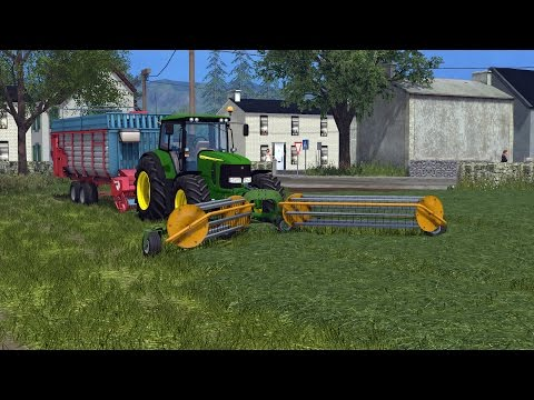 Elho Twin flex 600 Front windrower v1.0
