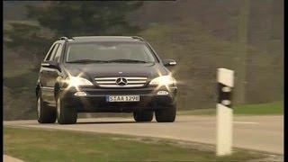 Mercedes ML 270 CDI Dauertest