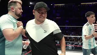 Video México Vs Argentina - Semifinal - God Level Fest México 2019 (Oficial) MP3, 3GP, MP4, WEBM, AVI, FLV September 2019