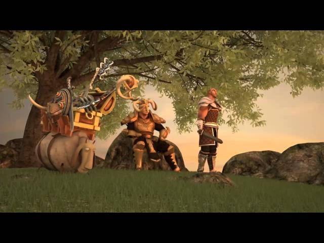 Видео к игре Kyn