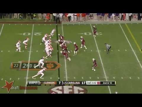 Tajh Boyd vs South Carolina 2013 video.
