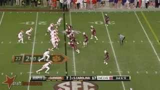 Tajh Boyd vs South Carolina (2013)