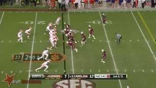 Tajh Boyd vs South Carolina (2013)