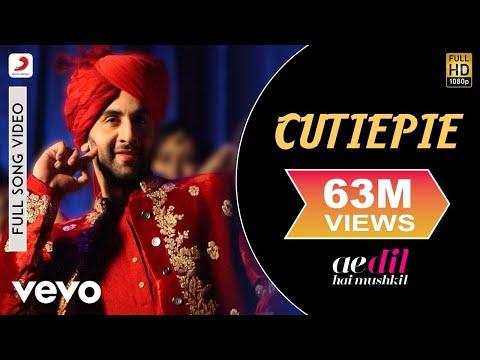 Cutiepie Full Video - ADHM|Ranbir, Anushka|Pardeep, Nakash Aziz|Pritam|Karan Johar