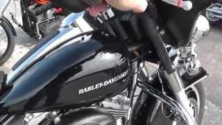 3. 644527 - 2010 Harley Davidson Electra Glide Police FLHTP - Used Motorcycle For Sale
