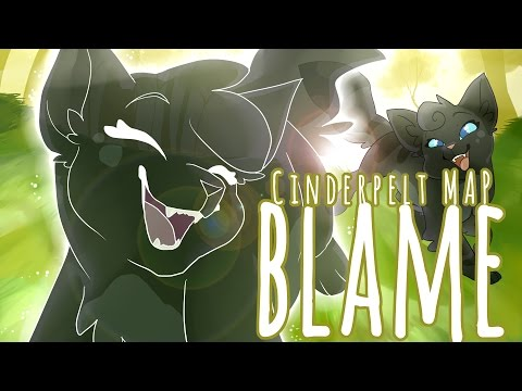 Cinderpelt • Blame • Complete Warrior Cats M.A.P. (видео)