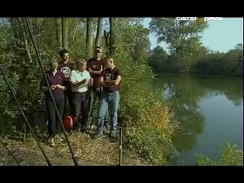 Andiamo a pesca - speciale siluro - Sky Caccia e Pesca parte 1