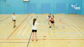 Teaching KS3 Netball - 7. Defending to Force Errors