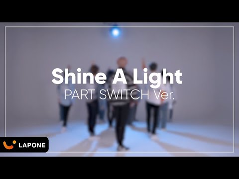 JO1|'Shine A Light' PART SWITCH Ver.