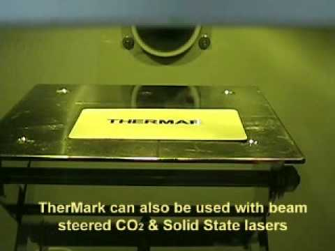 Laser Bonding | Thermark Video Image
